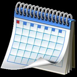 Kalendář závodů