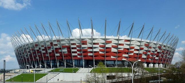 stadion narodowy varšava warszawa
