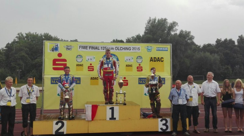 European youth cup, Olching 2015