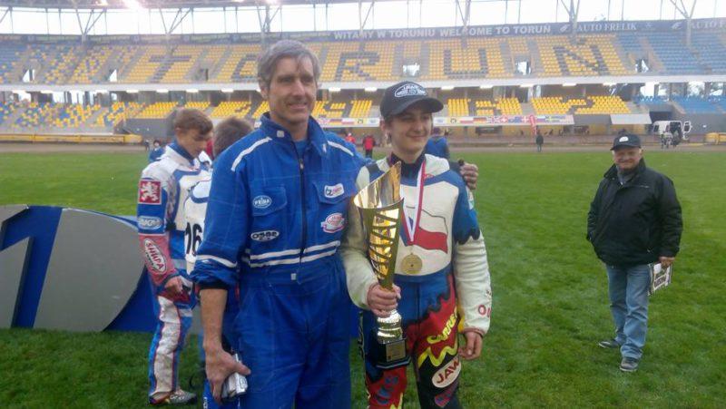 Jan Kvěch, Jawa cup Torun 16