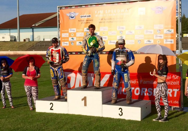 Podium 21.5.16 Pocking WCH U21